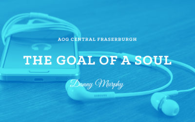 The Goal of a Soul | Danny Murphy