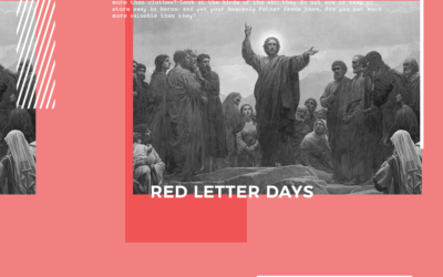 It Is Finished | Red Letter Days | Ben Ritchie