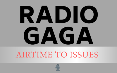 Radio Gaga – Airtime to Issues | Sam Moir